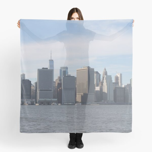 New York, Manhattan Scarf