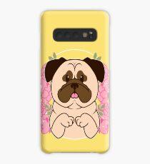 Cinnamon the Pug Case/Skin for Samsung Galaxy