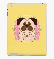 Cinnamon the Pug iPad Case/Skin