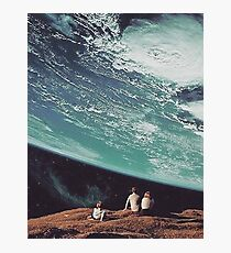 Astronomical Limits Photographic Print
