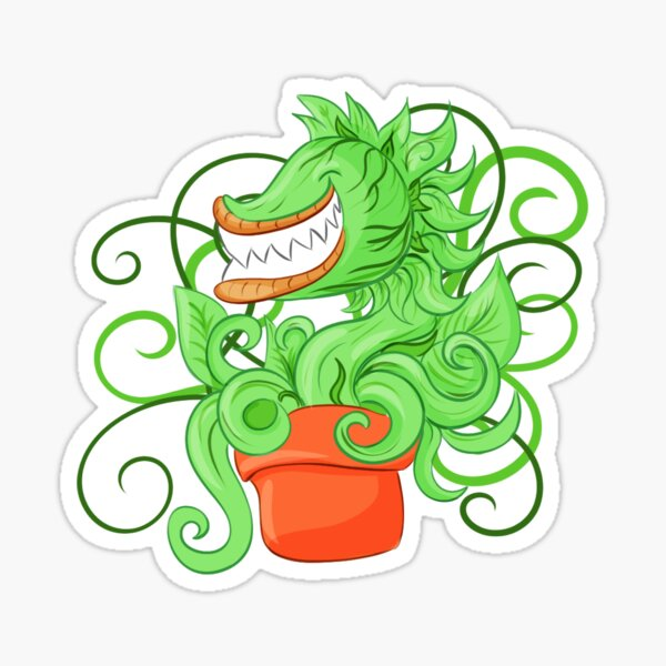 Audrey 2  Sticker