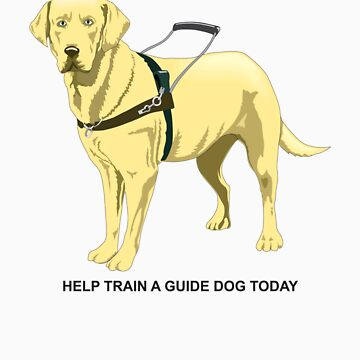 Guide Dog by snapperk9