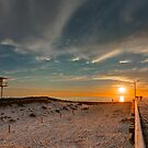 Sunset at Semaphore by Dale Allman