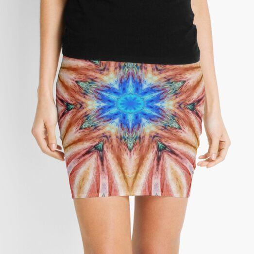 Motif, Visual Art, Kaleidoscope Mini Skirt