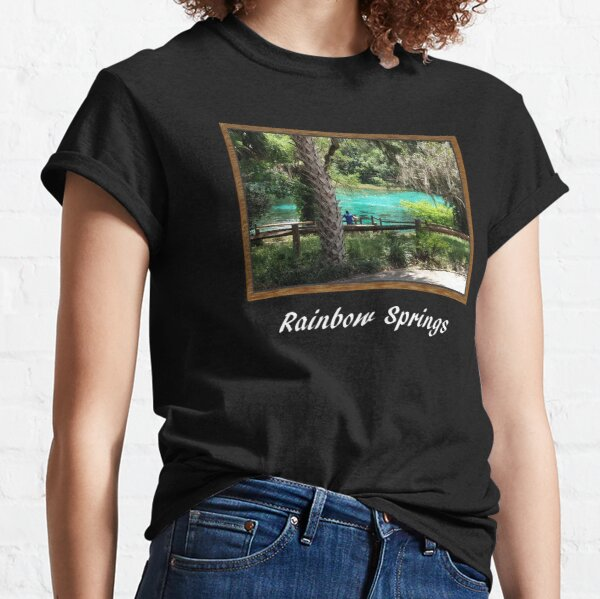 Rainbow Springs State Park Classic T-Shirt