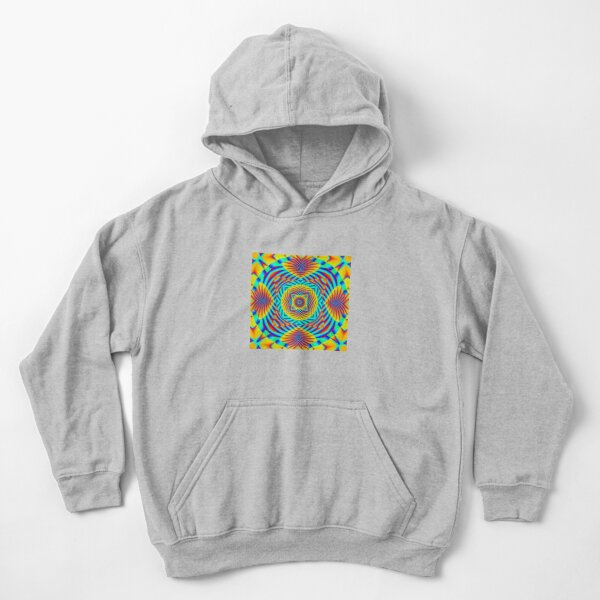 Psychedelic art, Art movement Kids Pullover Hoodie