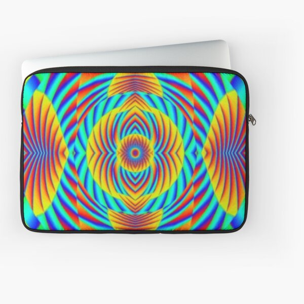 Psychedelic art, Art movement Laptop Sleeve