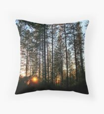 So why wait Throw Pillow