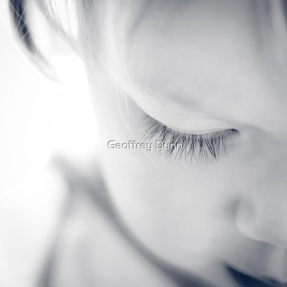 ...lashes... by Geoffrey Dunn