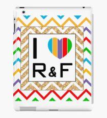 Heart Rodan and Fields  iPad Case/Skin