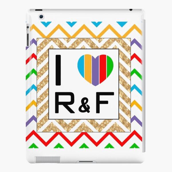 Heart Rodan and Fields  iPad Snap Case