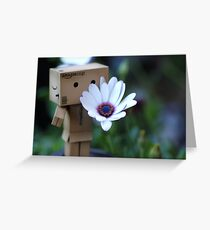 A Flower for You Greeting Card