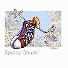 Spidey Chuck by Terry Smith
