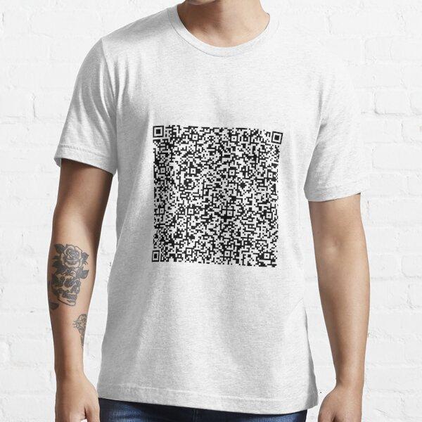 FitnessGram Pacer Test QR Code Essential T-Shirt