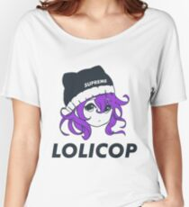 Supreme Lolicop (Dark Orchid / Purple) Relaxed Fit T-Shirt