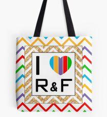 Heart Rodan and Fields  Tote Bag