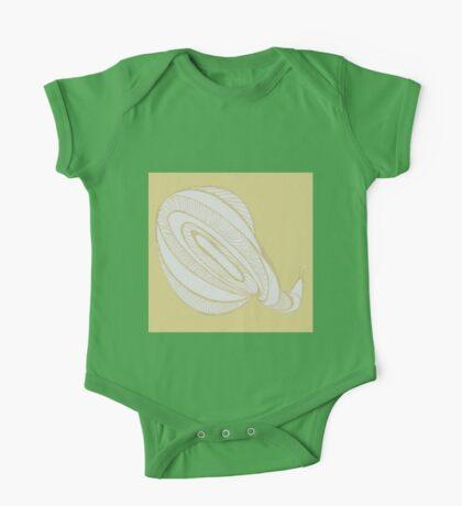 Shiny Snail Kids Clothes