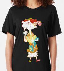 Concerned Edd Slim Fit T-Shirt