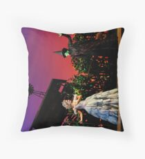 Jemma Rix and Lucy Durack in Wicked Throw Pillow