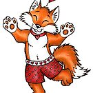 Foxy Boxers - Be My Valentine! by CGafford