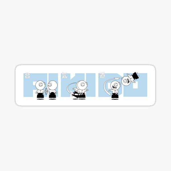 Aikido Sticker