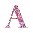 The Letter A by MarcoD