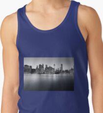 Camisetas de tirantes para hombre NYC Skyline - Skyscrapers of Lower Manhattan