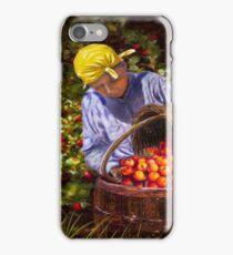 The Apple Picker iPhone Case/Skin
