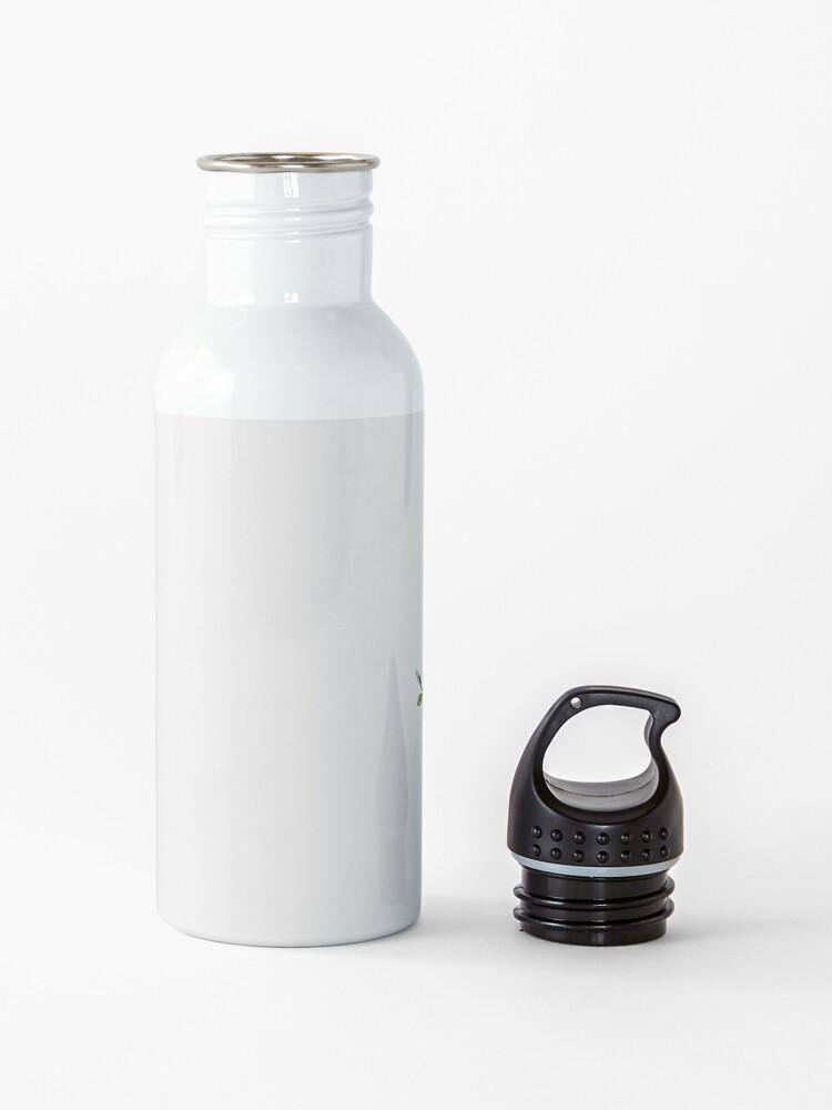 Alternate view of FLORAL BELMONT UNIVERSITY LOGO Water Bottle