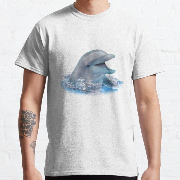 Happy Dolphin Classic T-Shirt