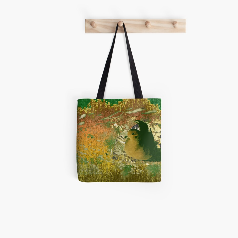 Nature uncaged Tote Bag