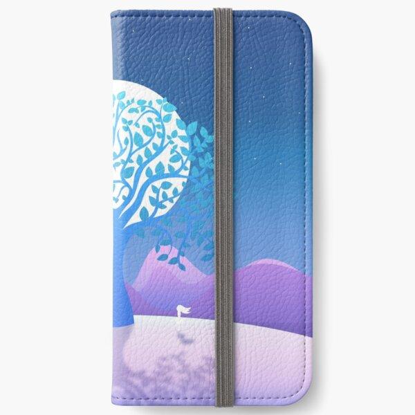 Moonlit Rendezvous iPhone Wallet