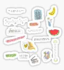 QUOTES & SUCH Sticker
