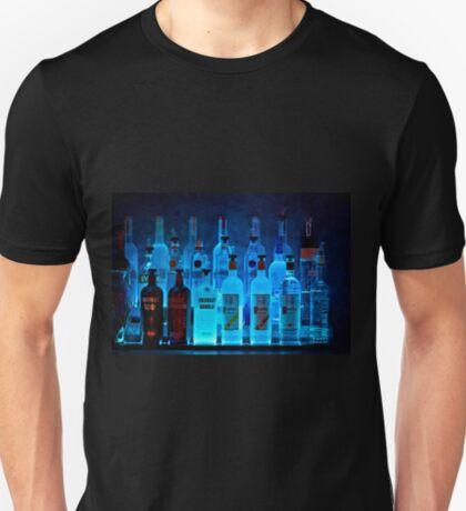 Blue Night Shadows T-Shirt