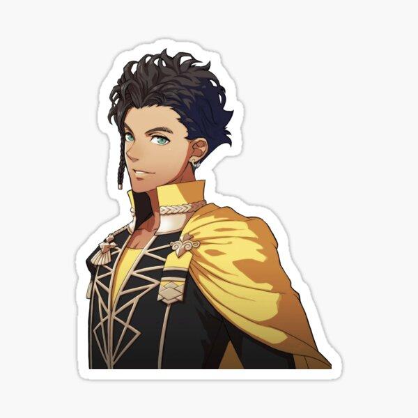Claude - Fire Emblem Three Houses Sticker