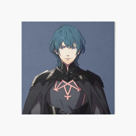 Byleth - Fire Emblem Three Houses Art Board Print