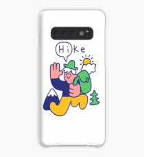 Friendly Hiker Case/Skin for Samsung Galaxy