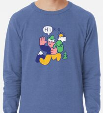 Friendly Hiker Lightweight Sweatshirt
