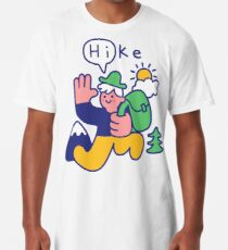 Friendly Hiker Long T-Shirt