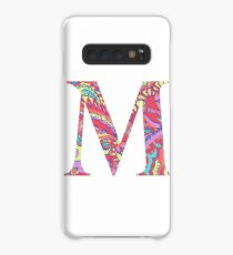 The Letter M - Lily Style Case/Skin for Samsung Galaxy