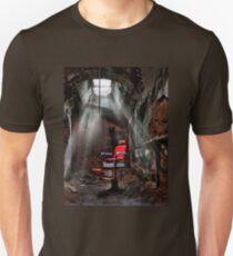 Barber Shop Unisex T-Shirt