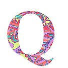 The Letter Q - Lily Style by MarcoD