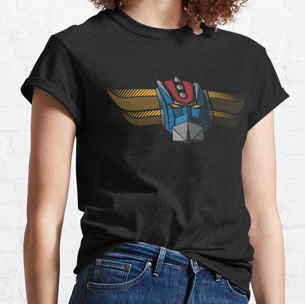 091b Grendizer large T-shirt classique