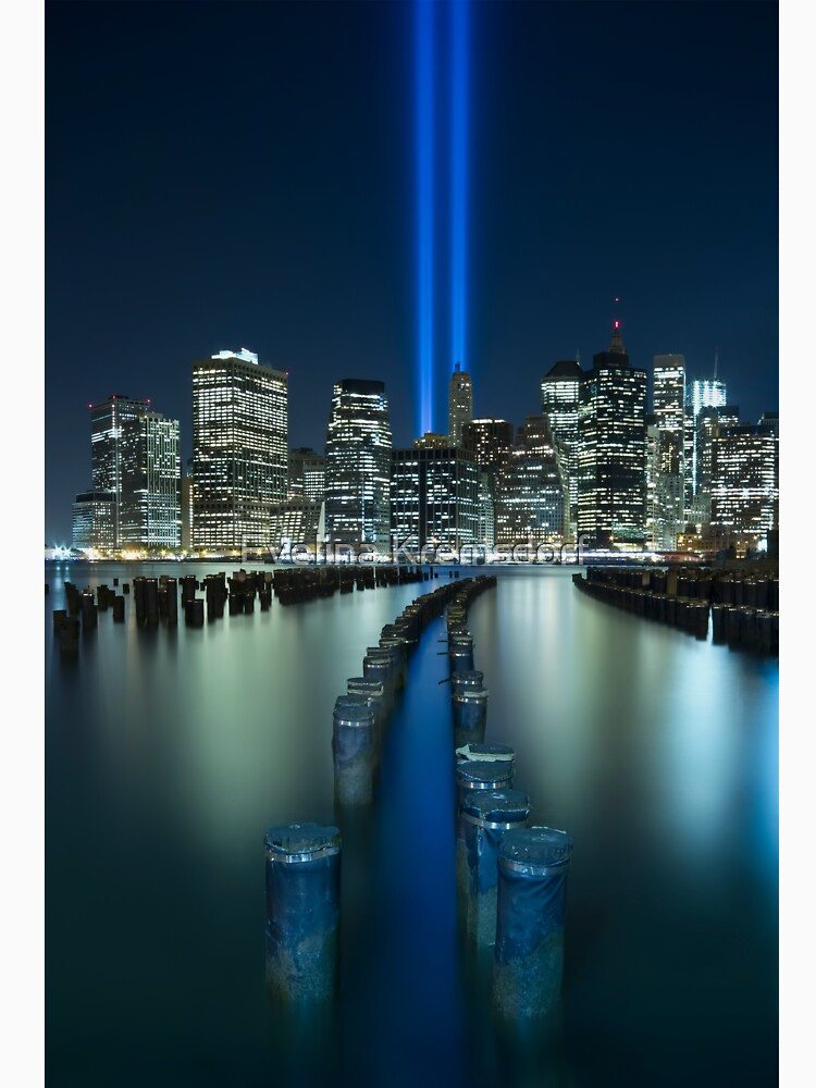 Tribute In Light by hybcemoe