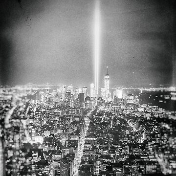 New York City - Tribute in Light de vgucwaphoto