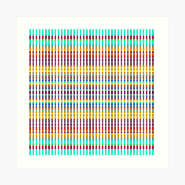 Psychedelic art, Art movement Art Print