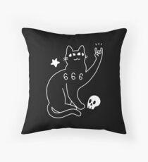 Metal Cat Floor Pillow
