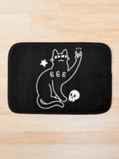 Metal Cat Bath Mat