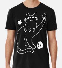 Metal Cat Premium T-Shirt