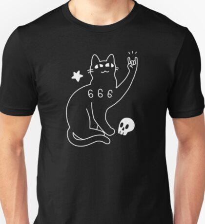 Metal Cat T-Shirt